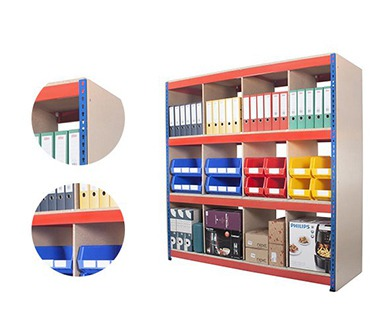 The analysis of the structure of storage shelves is divided into three types