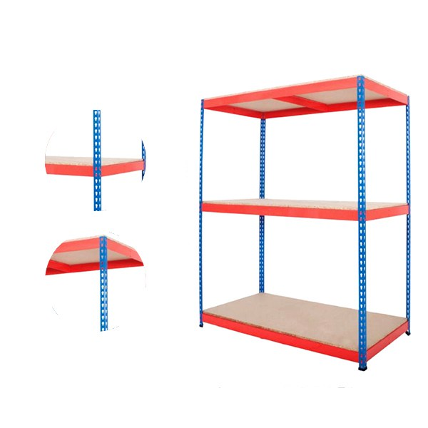 Cold Rolled Steel Garage Unit Bolt Shelves