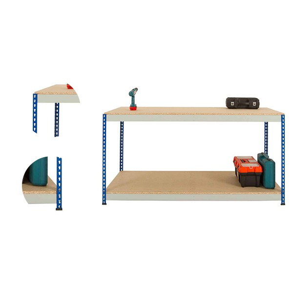 Strong Rivet Chipboard Workbenches