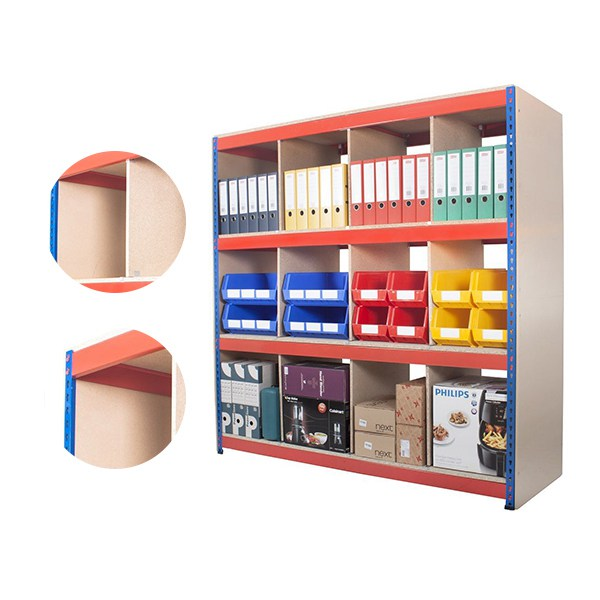 Heavy Rivet Racking Shelving
